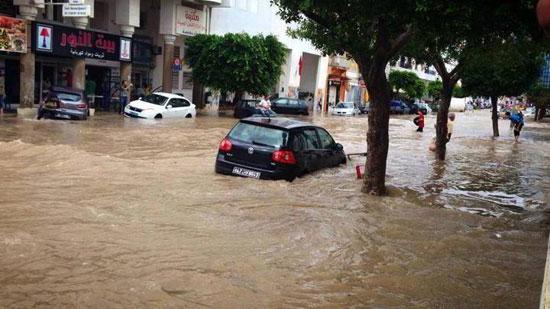 من بينها تونس : بلدان على موعد مع فيضانات وموسم شتوي صعب