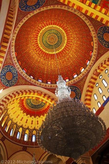 Mohammed al-Amin Mosque . Beirut, Lebanon