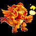Dragón Naranja   Orange Dragon
