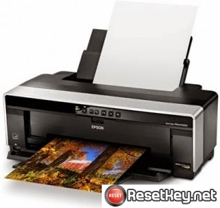 Reset Epson R2000 Waste Ink Counter overflow problem