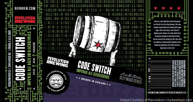 Revolution & Sun King Collaborate On Code Switch