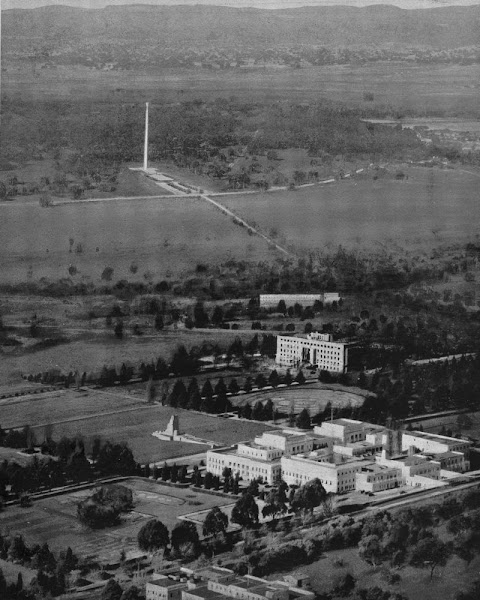 russel hill and old parliament house