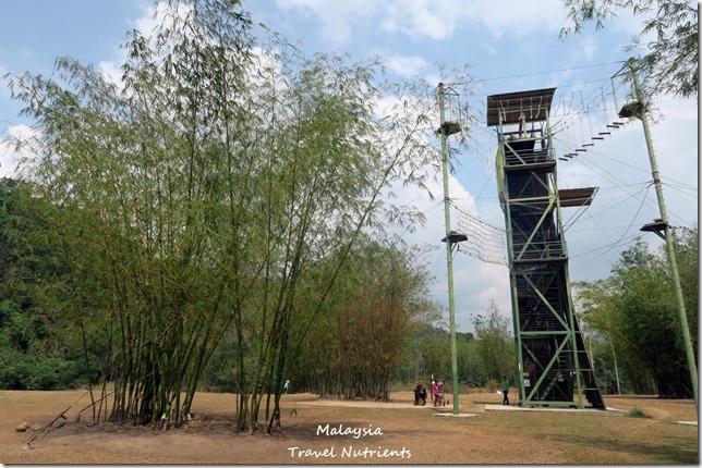 馬來西亞沙巴 九如河泛舟 溜索 (61)