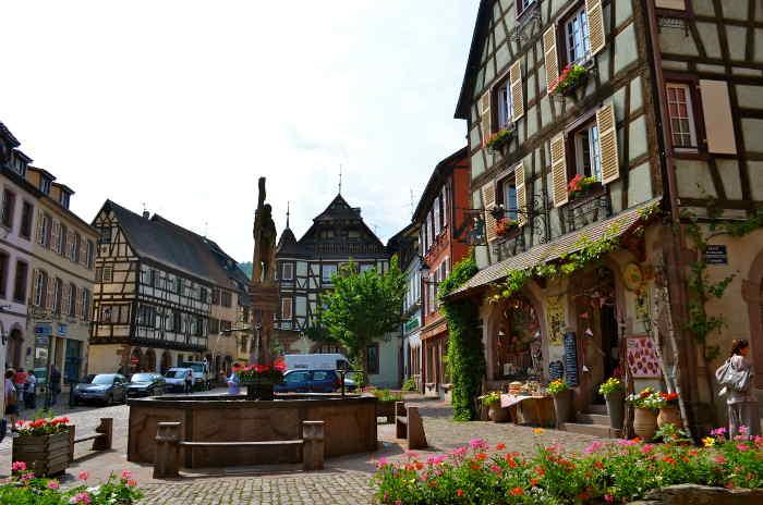 Colmar-Alsacia