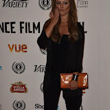 OIC - ENTSIMAGES.COM - Emily Atack at the Raindance Opening Night Gala at the Vue in Leicester Square, London on the 23rd September 2015. Photo Mobis Photos/OIC 0203 174 1069