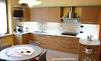 foto cucina Skyline Snaidero, realizzata vicino a Bergamo, Lombardia