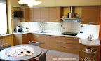 foto cucina Skyline Snaidero, realizzata vicino a Bergamo, Lombardia  .jpg