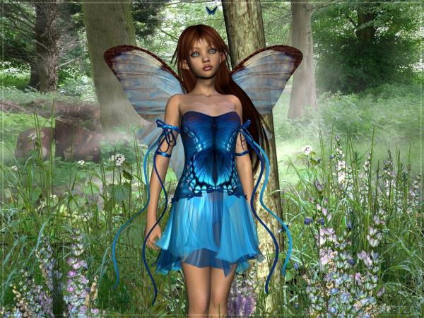 Faerie Woman, Fairies 2