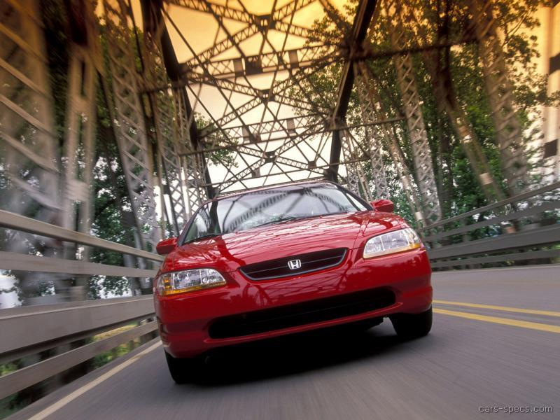 Honda Accord Coupe Specs: 2002 Honda Accord Coupe Specifications, Pictures, Prices