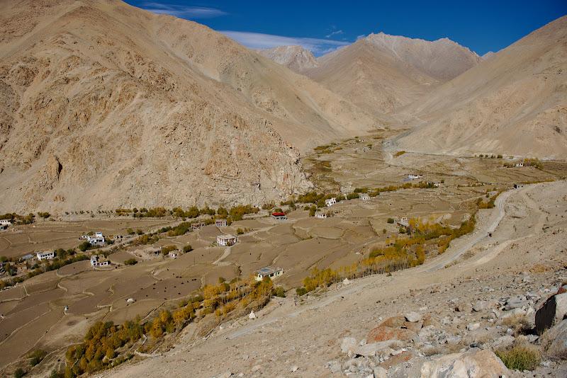 Toamna tibetana.