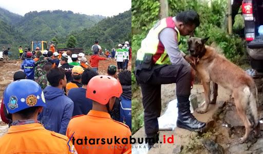 Kendala Tim Pencari Korban Longsor Cisolok Sukabumi Hari ke-4 Proses Evakuasi