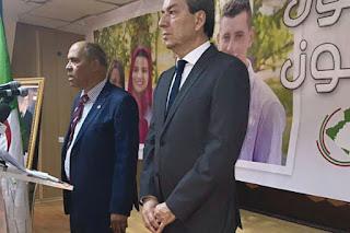 """Amara Benyounès à Oum El-Bouaghi :""""Personne ne peut nous donner de leçons sur la démocratie"""""""