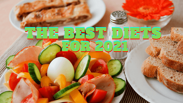 best (and worst) diets of 2021 according to experts