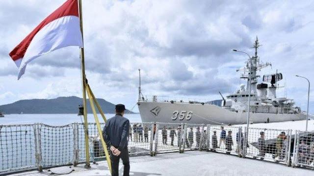 Kerahkan Nelayan ke Natuna, Rezim Jokowi Dinilai Korbankan Rakyat