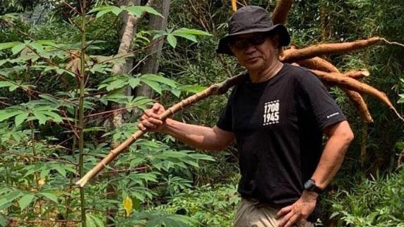 Rocky Gerung Sampaikan Terima Kasih ke BPN Terkait Rumah dan Tanahnya Terancam Digusur Sentul City