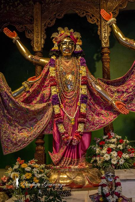 ISKCON Mayapur Deity Darshan 01 Mar 2016 (11)