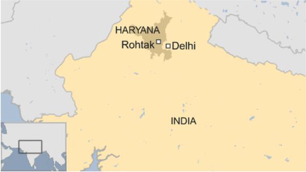 Location of Riots