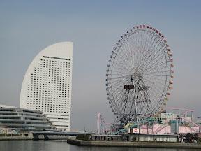 Yokohama, Japan Ferris Wheel