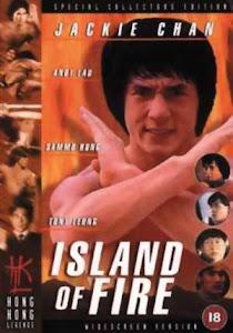 Đảo Lửa - Island Of Fire poster