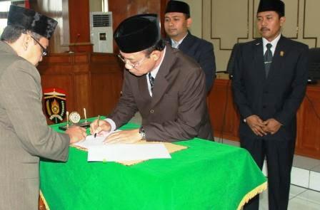 Nama-nama DPRD Kabupaten Ngawi 2014