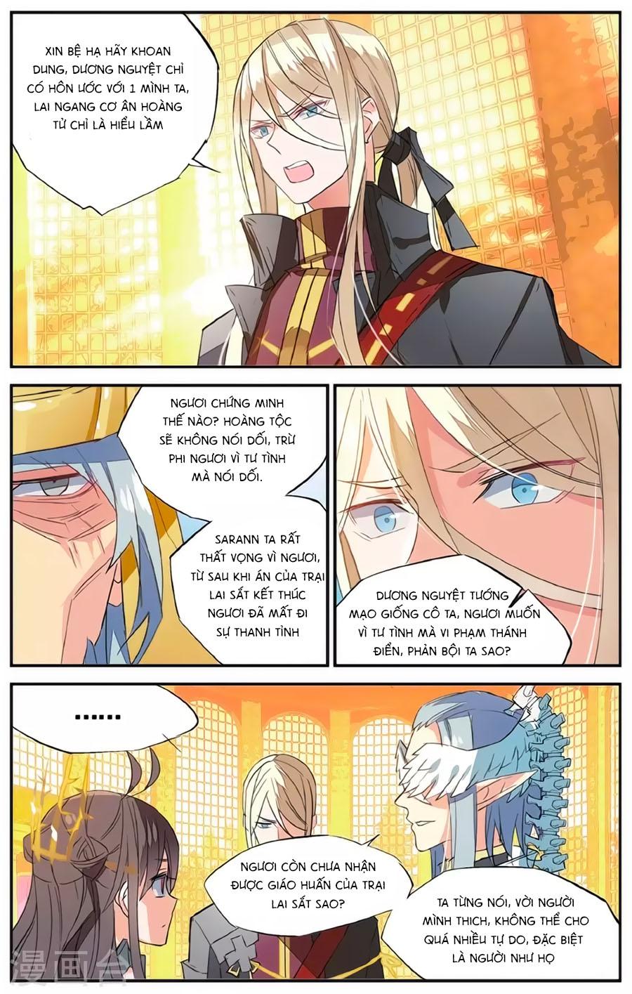 Nữ Nhân Dũng Cảm chap 62 - Trang 9