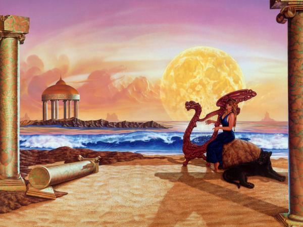 Lands Of Nightmare 14, Magical Landscapes 3
