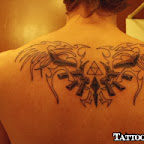 back - tattoos ideas