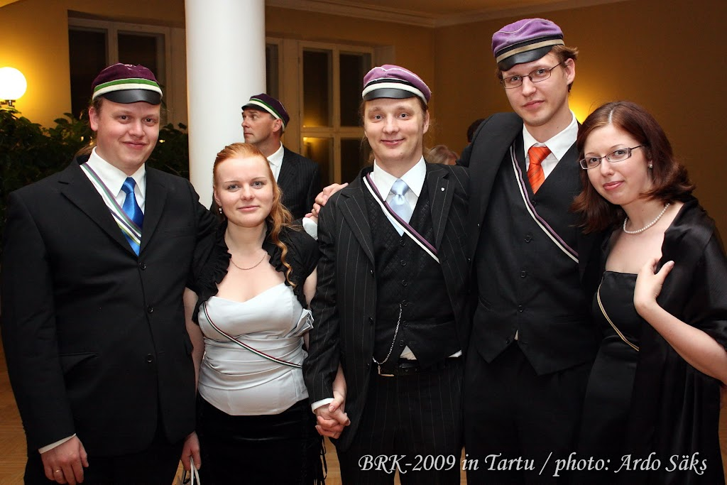 46. Balti Rahvaste Kommers / 46-th Commers of Baltic Fraternities - BRK2009_t112.JPG
