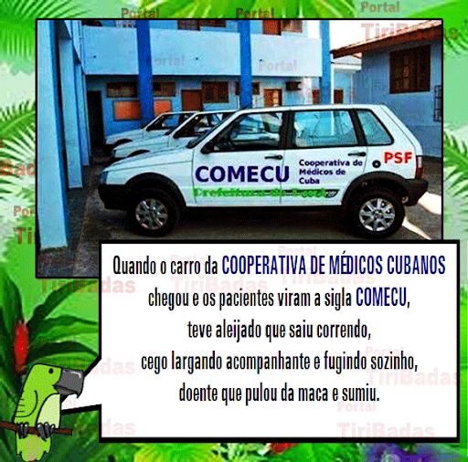 Conhecido Cooperativa cubana | Portal TiriBadas MT74