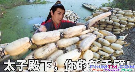Tam Sinh Tam Thế: Vừa hưởng lạc bên vợ, chồng trẻ Dạ Hoa bị gặm mất cánh tay - Ảnh 11.