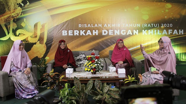 Refleksi Akhir Tahun 2020: Ajak Sahabat Muslimah Wujudkan Perubahan Hakiki Menuju Islam