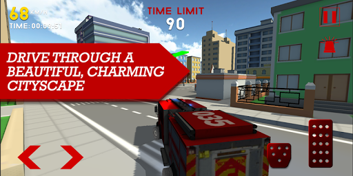EMERGENCY HQ 911 Firefighters Simulator APK MOD – Monnaie Illimitées (Astuce) screenshots hack proof 2