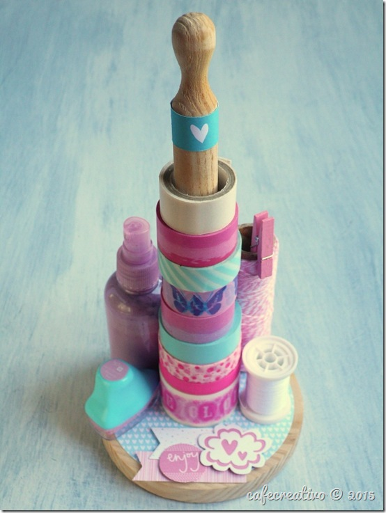 craft asylum - sizzix big shot plus - storage stationery washi tape - by cafecreativo (1)