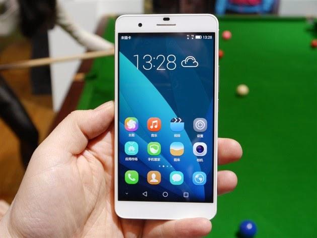 Huawei Honor 6 Plus camera 'kép' được bán với giá 8,4 triệu đồng