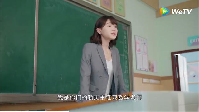 SNH48 former member Chen Yixin new film High School Big Bang