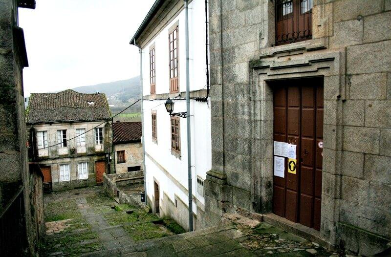 Albergue de peregrinos de la Xunta de Galicia, Tui, Pontevedra