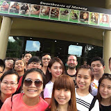 Educational Trip to Matang Wildlife Centre, Kuching 26022016