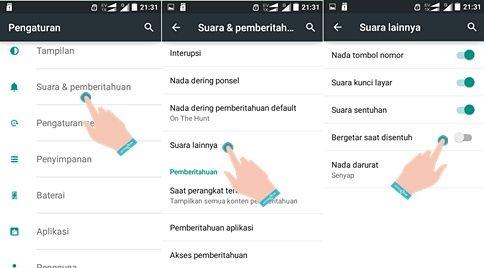 cara menghilangkan getar tombol Back dan Home Cara Menghilangkan Getar Tombol Back & Home Android