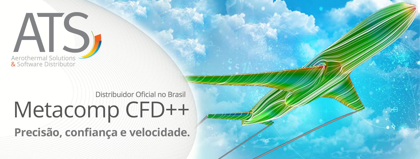 ATS - Aerothermal Solutions, Distribuidor Exclusivo Metacomp no Brasil