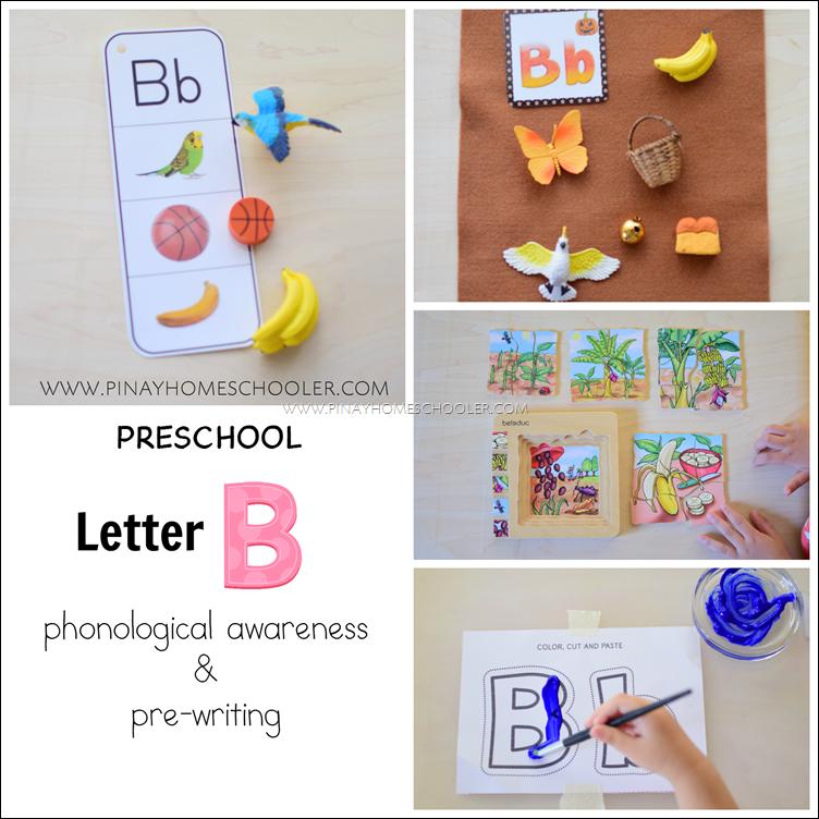 PreschoolLetterB