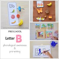 Preschool Letter B