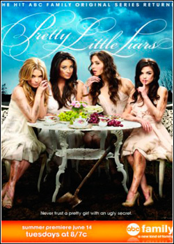 gatassss Pretty Little Liars 2ª Temporada Legendado RMVB + AVI