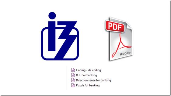 IBPS PDF Materials for Practice & Prepare