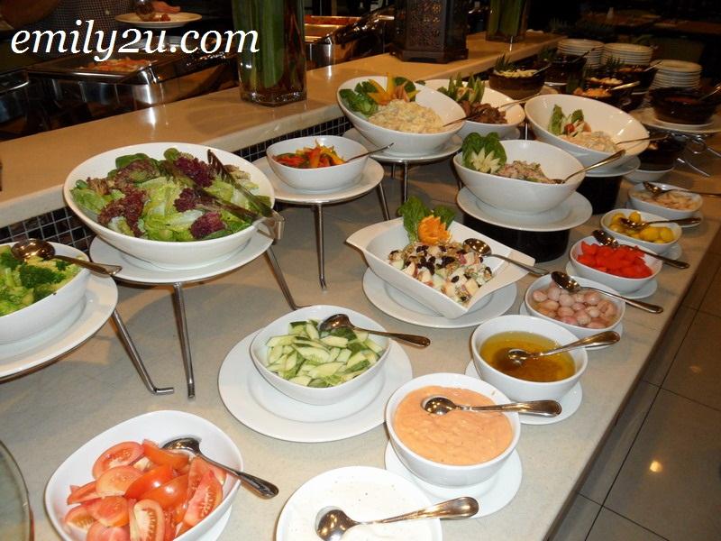 buffet Impiana Hotel Ipoh