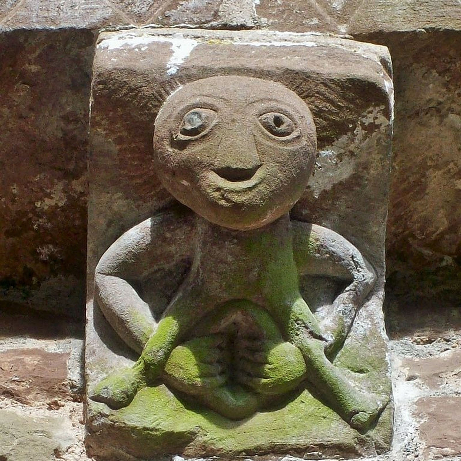 Sheela-Na-Gig: The Mysterious Medieval Carvings of Women Exhibitionists