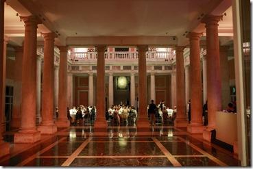 Palazzo Grassi Atrium by James Kelly