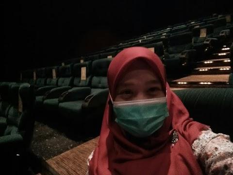 Nonton Bioskop Pertama Kali di Masa Pandemi