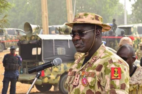 JUST IN: Nigerian Army Denies Declaring IPOB Terrorist Organisation