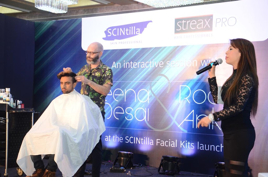 SCINtilla Streax PRO - Facial Kits lanuch - 1