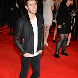WWW.ENTSIMAGES.COM -   Alfie Deyes     at      The Hunger Games - Mockingjay - part 1 - UK film premiere at Odeon Leicester Square, London November 10th 2014Premiere of latest film in the Hunger Games franchise, which this time sees Katniss lead a rebellion against the tyrannical and corrupt Capitol.                                              Photo Mobis Photos/OIC 0203 174 1069